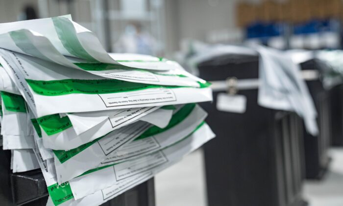 Thousands in Georgia Registered at Postal, Commercial Addresses, Portraying Them as Residences