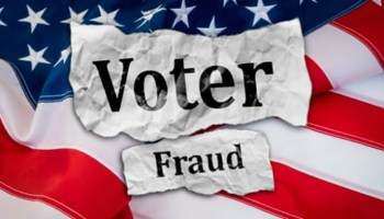DHS Sting Operation Rumors of Massive Voting Fraud