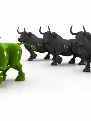 Bull Signal Flashing For Outperforming Biotech Stock