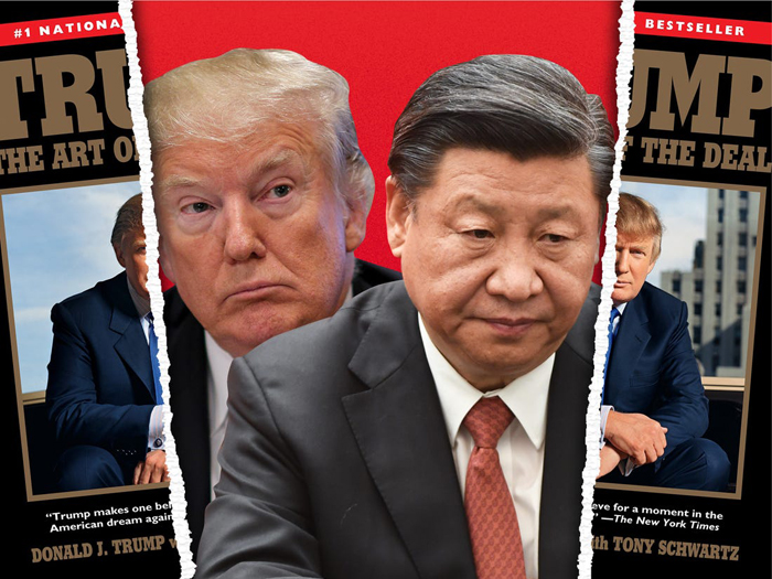 How Trump Broke China's Control of America