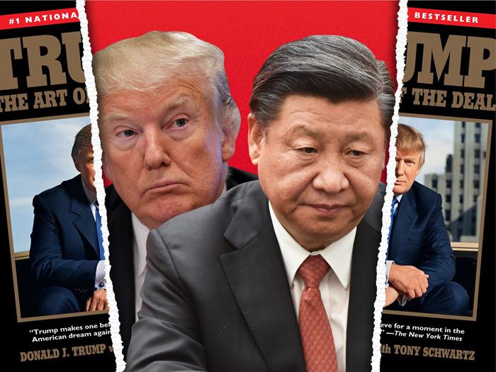 How Trump Broke China's Control of America