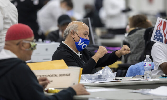 Michigan, Arizona Public Hearings Shed Light on Election Irregularities