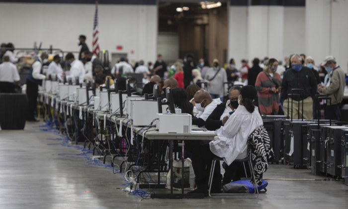 Michigan Judge Orders Forensic Review of 22 Dominion Voting Machines, Giuliani Says