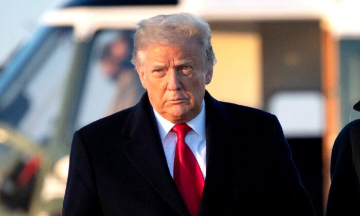 Trump Shares New Study Estimating 289,000 'Excess Votes' in Battleground States