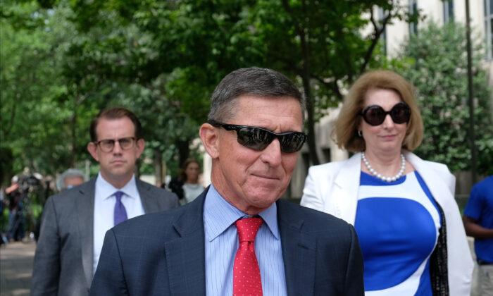 US in Middle of 'Battle of Good vs. Evil': Michael Flynn