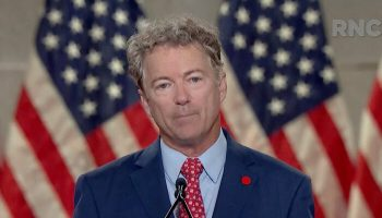 Many Will Leave Party If GOP Senators 'Go Along With' Convicting Trump: Sen. Rand Paul