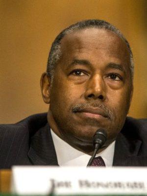 Secretary Carson: Haven't Talked About Using 25th Amendment