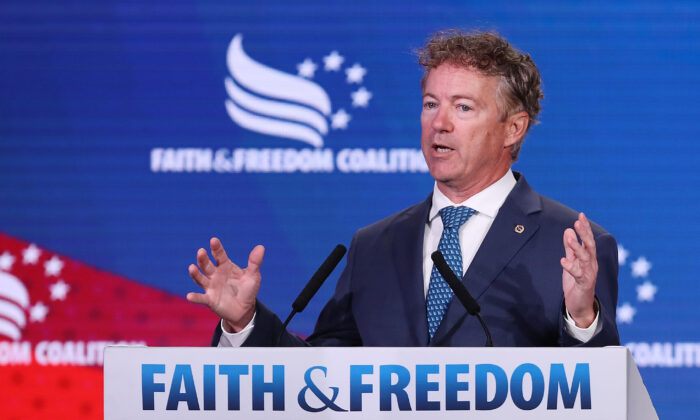Sen. Rand Paul: For America to Begin to Heal and Unite, Senate Must Halt Impeachment