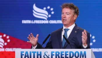 Sen. Rand Paul: For America to Begin to Heal and Unite, Senate Must Halt Impeachment