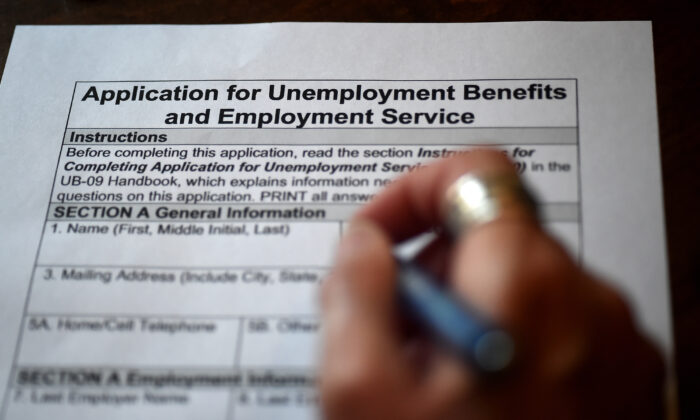 Handful of States Begin Paying Out Extra $300 Weekly Jobless Benefit