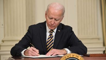 As Biden Governs by Executive Fiat, States and Courts Begin Resisting