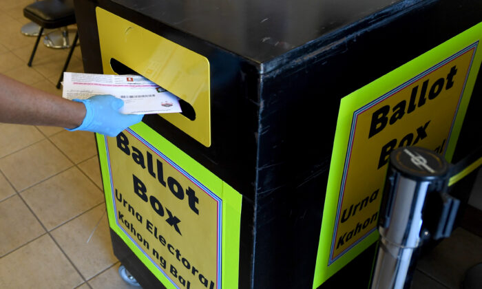 90,000 Ballots in Largest Nevada County Sent to Wrong Addresses, Bounced Back: Report