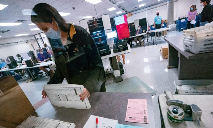 Arizona State Senate Orders Hand Recount of 2.1 Million Ballots From 2020 Presidential Election