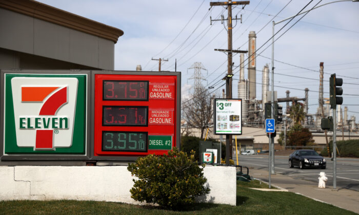 Gas Price Surge Fueled by Supply Squeeze, But Biden Policies Could Drive Them Higher: Experts