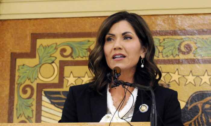 Governor Kristi Noem Announces National Coalition to Protect Fairness in Women's Sports