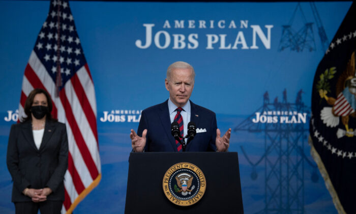 Biden's Corporate Tax Hikes Would Cost 1 Million Jobs, Study Finds