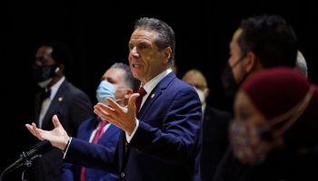 New York Legislature Begins to Repeal Gov. Cuomo's Pandemic Orders