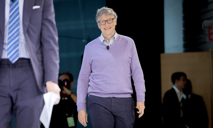 Bill Gates Left Microsoft Board Before Conclusion of Probe Into Affair With Employee