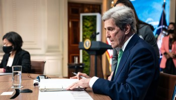 Former Security Adviser: John Kerry Undermined Trump in Unapproved Iran Talks
