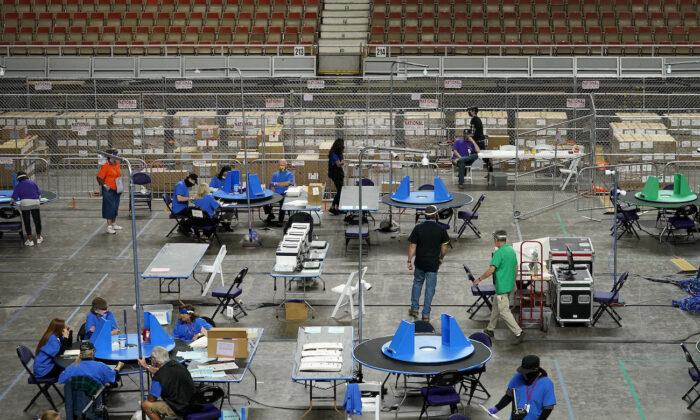 Arizona Senate Audit Liaison Disputes Report Claiming Hundreds of Thousands of Ballots Missing
