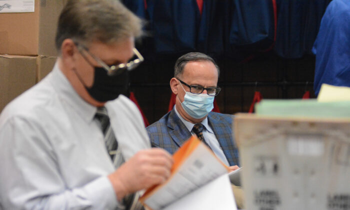 Pennsylvania Senate Chairman Initiates Forensic Probe of 2020, 2021 Elections