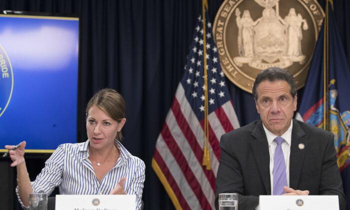 Top Cuomo Aide Melissa DeRosa Steps Down as Governor Resists Resignation Calls
