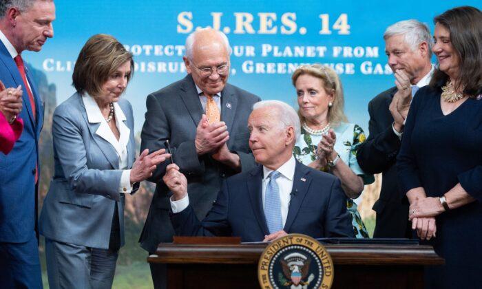 Democrat Strategist Warns: Biden, Pelosi 'Could Endure a Blowout Defeat' in 2022 Midterms