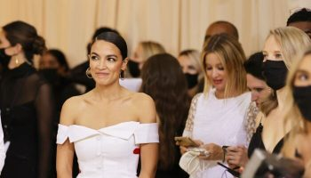 Ocasio-Cortez Faces Ethics Complaint for Accepting Ticket to Met Gala