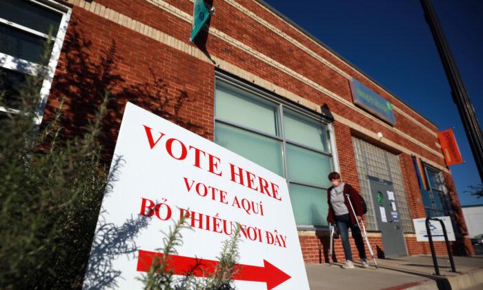 Texas Legislature Sends Election Reform Bill to Governor's Desk