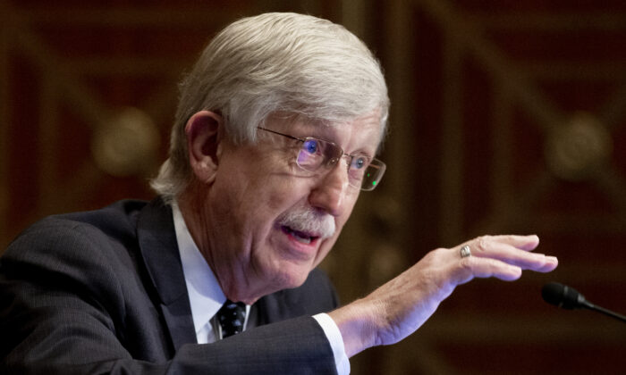 Dr. Francis Collins Stepping Down as Head of NIH