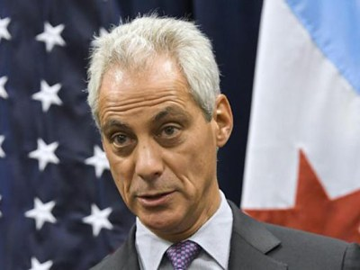Rahm Emanuel becomes the Left's latest White House target