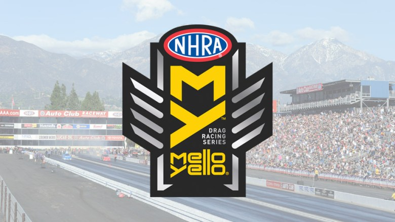 NHRA releases 24-race Mello Yello Drag Racing Series ...