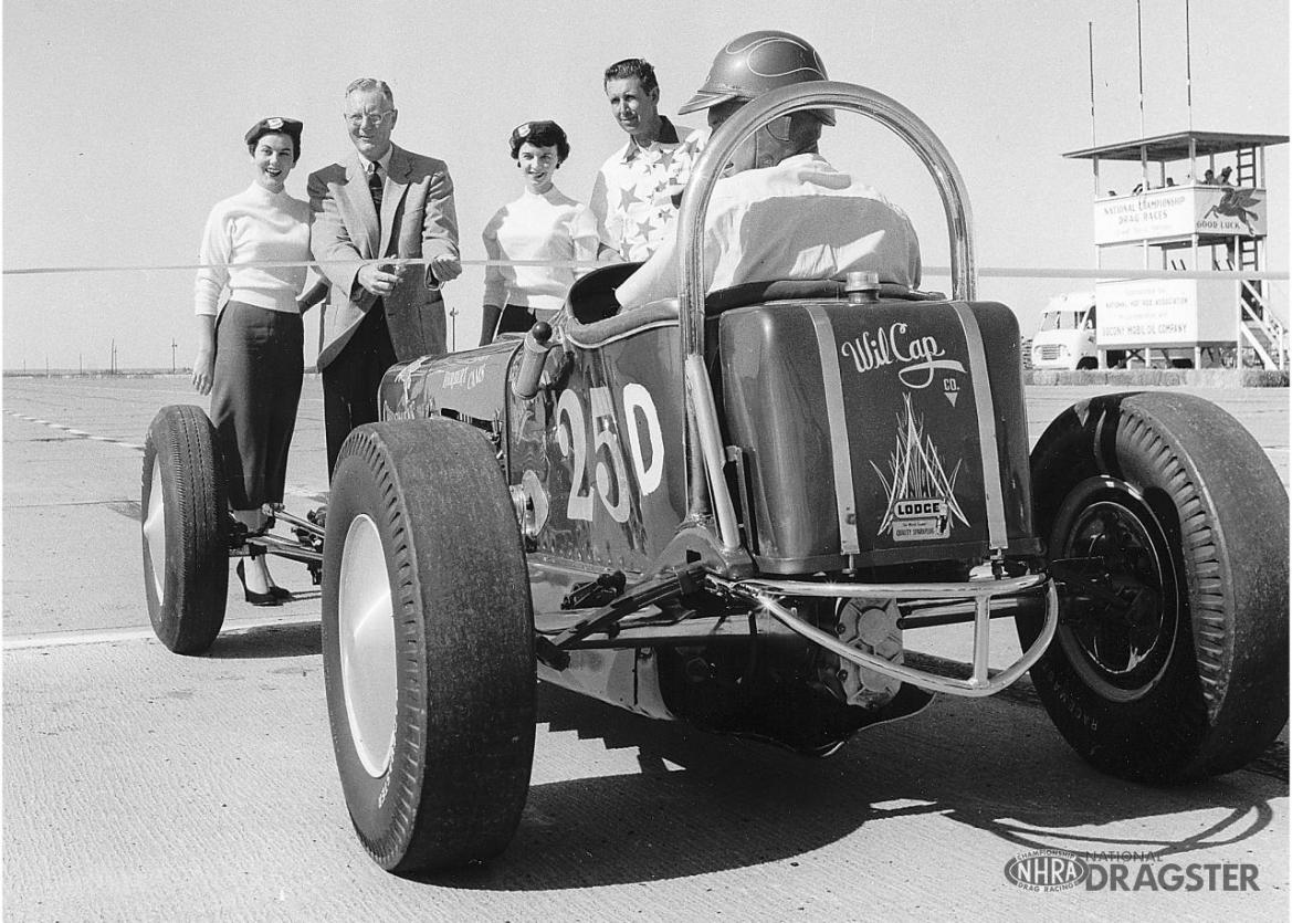 1955 NHRA Nationals—Great Bend, Kansas - slide 27