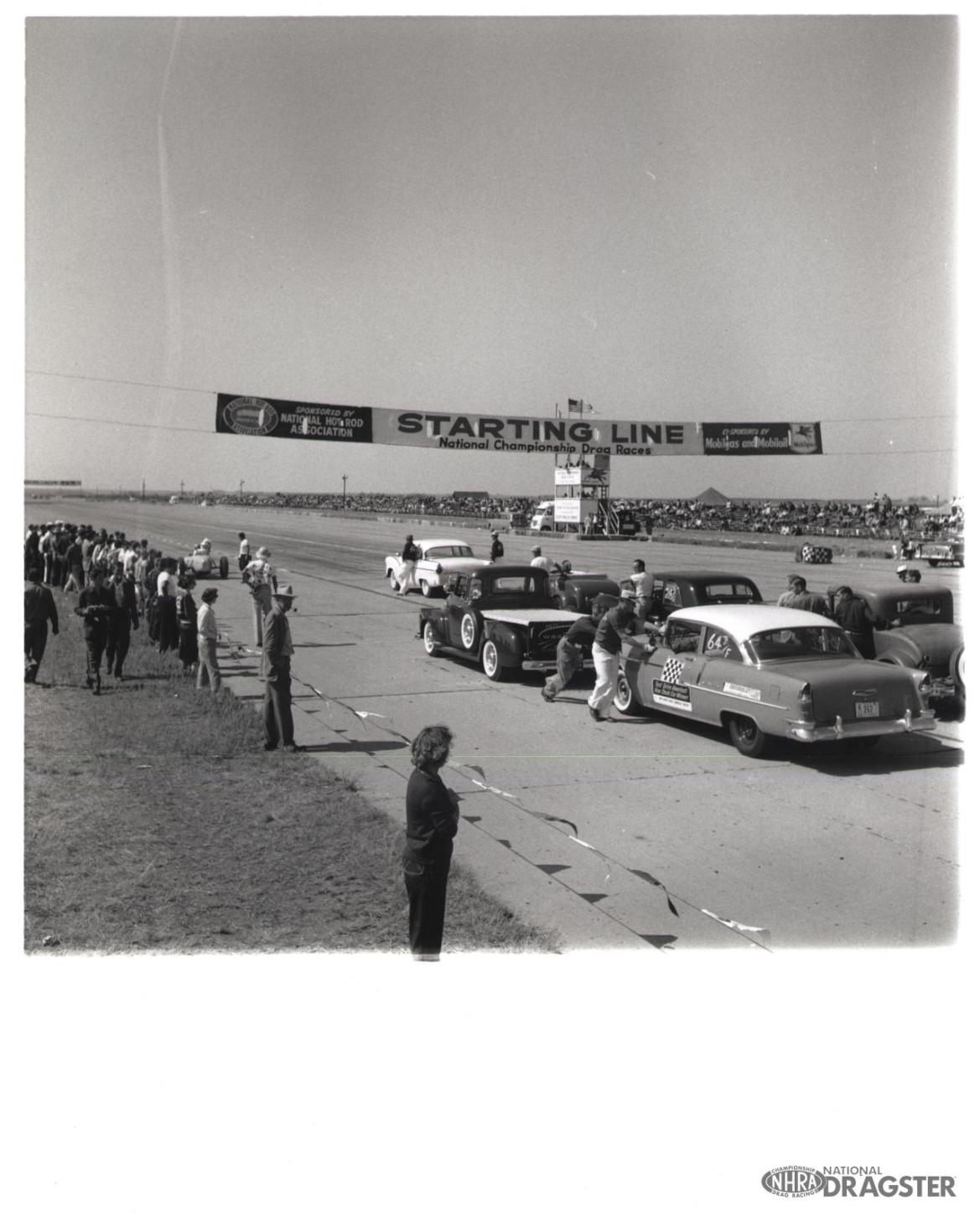 1955 NHRA Nationals—Great Bend, Kansas - slide 31