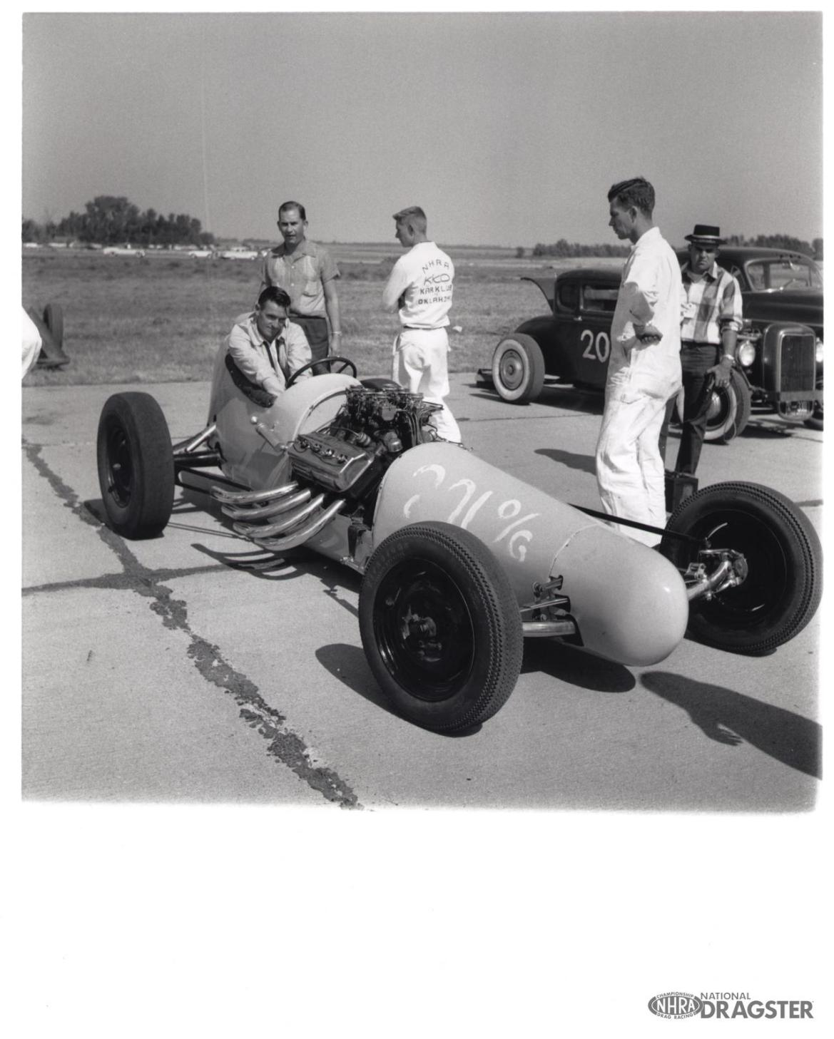 1955 NHRA Nationals—Great Bend, Kansas - slide 19