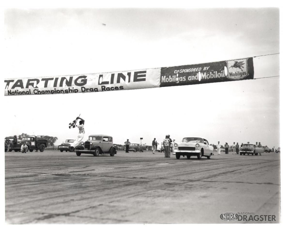 1955 NHRA Nationals—Great Bend, Kansas - slide 91