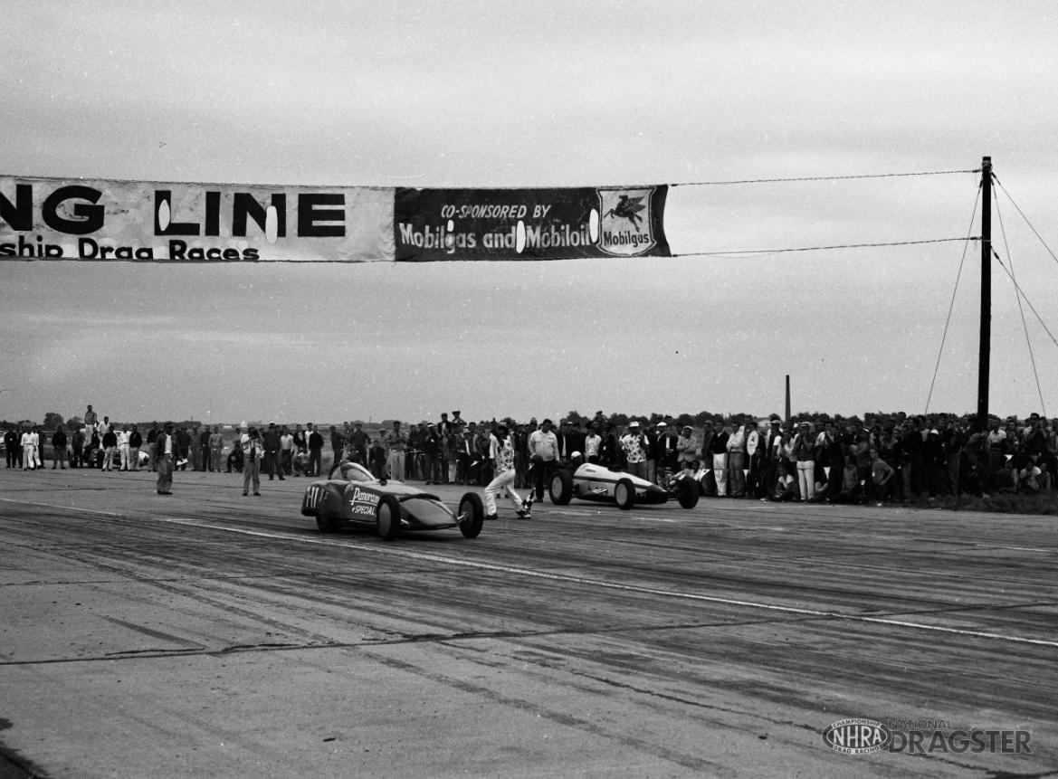 1955 NHRA Nationals—Great Bend, Kansas - slide 14