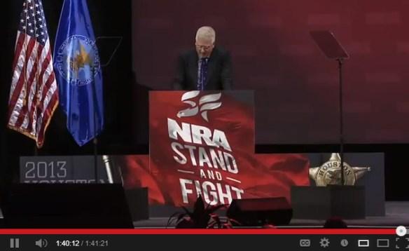 NRA Speech