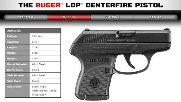 ruger lcp best