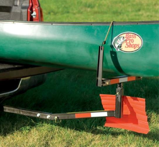 bed extender canoe 2
