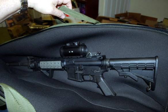 new rifle 5.56 223 semi-auto