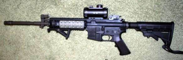 Ed's Colt Carbine