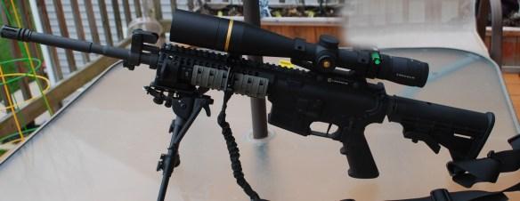 ar15 w scope shade