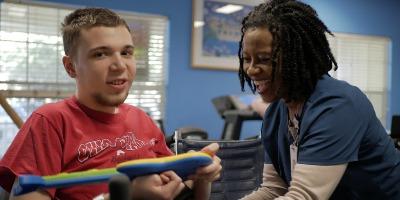 Pediatric Brain Injury Rehabilitation: The First Steps