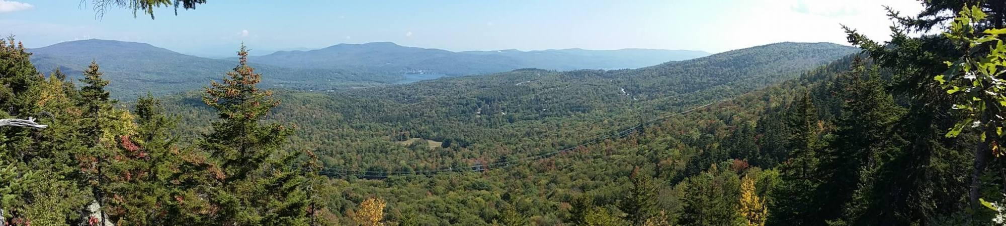 Beautiful NH Vista photo