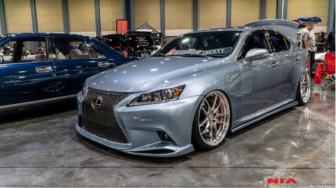 Lexus Is Nia Conversion Is Bumper Kit Is