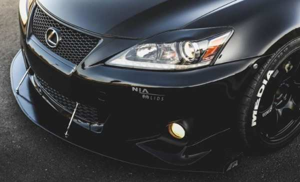 11-10 Lexus is f sport IS350 IS250 IS-F IS convertible eyelids 2011 2012 2013 angry is 1