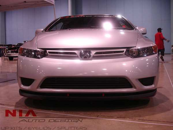 Honda Civic 2 door NIA side splitters 2006 2007 2008 2009 2010 2