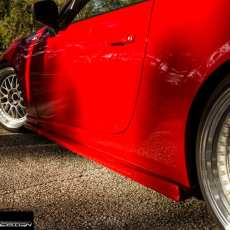 Scion FRS and Subaru BRZ NIA side Diffusers