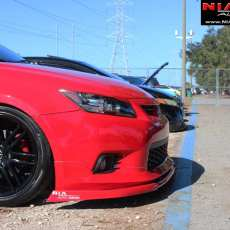Scion tc RS.8 front NIA splitter 3